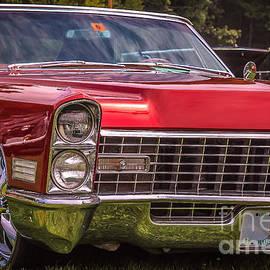 Claudia Mottram - Cadillac - 1965