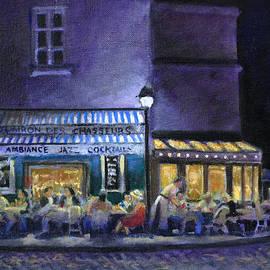 David Zimmerman - Cafe Clairon