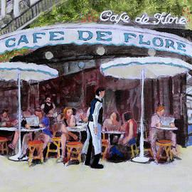 David Zimmerman - Cafe De Flore