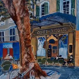 Madhurima Nag - Cafe De France