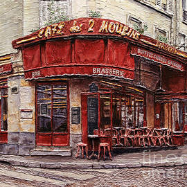 Joey Agbayani - Cafe des 2 Moulins