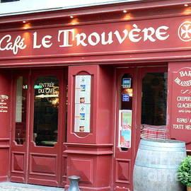 France Art - Cafe le Trouvere