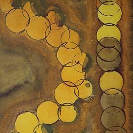 Sol Luckman - Cafe Life original painting
