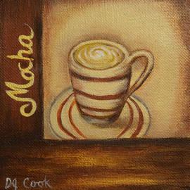 Donna Cook - Cafe Mocha
