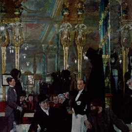 Cafe Royal, London, 1912 - Sir William Orpen