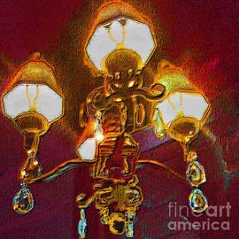 ARTography by Pamela  Smale Williams - Cafeart Chandelier