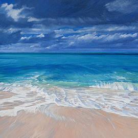 Judith Barath - Caicos Seashore