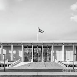 Cal State Northridge Oviatt Library - University Icons