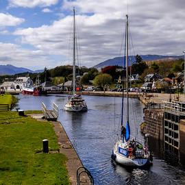 Lynn Bolt - Caledonian Canal Scotland