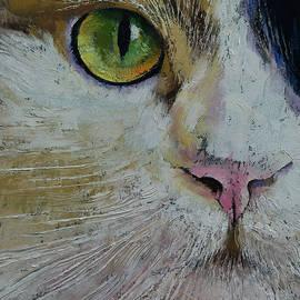 Calico Cat - Michael Creese