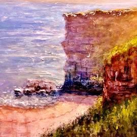 Cristina Mihailescu - California cliffs..