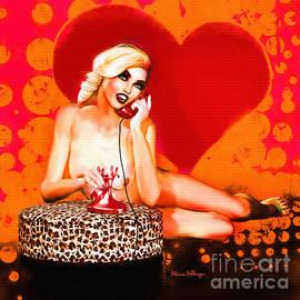Alicia Hollinger - Call Me Blondie
