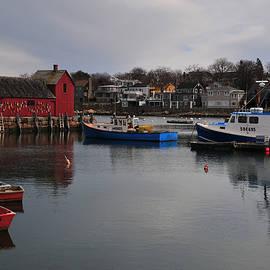 Mike Martin - Calm Rockport Harbor