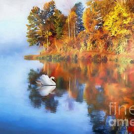 Darren Fisher - Calm Waters of Autumn