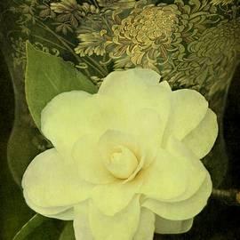 CJ Anderson - Camellia Beside Vase