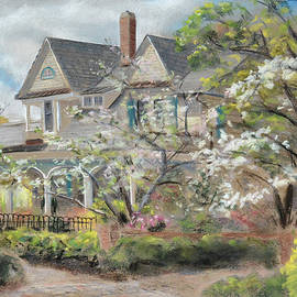 Christopher Reid - Camellia Cottage