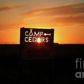 Elizabeth Winter - Camp Cedars Sunset