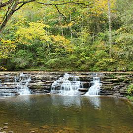 Beverly Canterbury - Campbell Falls