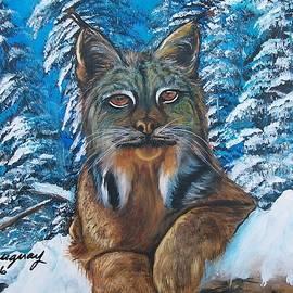 Sharon Duguay - Canadian Lynx