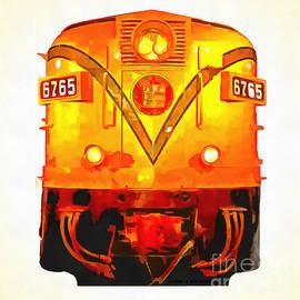 Canadian National Railways - Edward Fielding