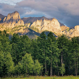 Canadian Rockies in Canmore Alberta