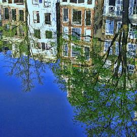 Allen Beatty - Canal Reflection 2