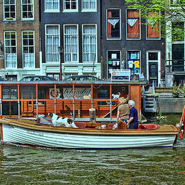 Allen Beatty - Canal Scene 10