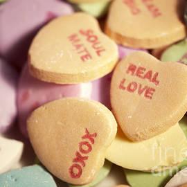 Candy Hearts - Juli Scalzi