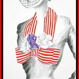 Jayne Somogy - Candy Striper