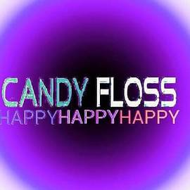 Candy Floss Happy - candyflosshappy logo 4