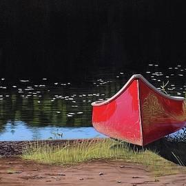 Kenneth M Kirsch - Canoe