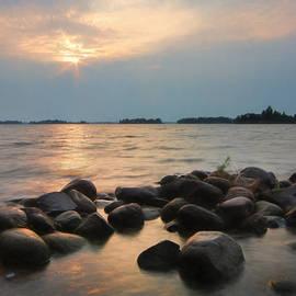 Lori Deiter - Canoe Point Sunset