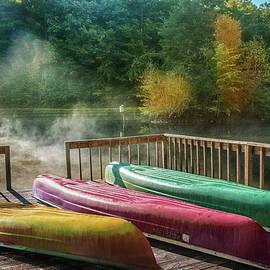 Debra and Dave Vanderlaan - Canoes in the Sunshine