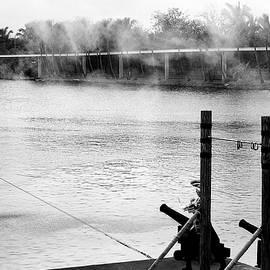 Miroslava Jurcik - Canons And Smoke At Seaworld