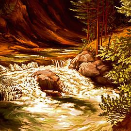 Hans Neuhart - Canyon