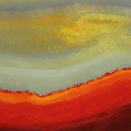 Sol Luckman - Canyon Outlandish original painting