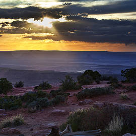 James Garrison - Canyonlands Sunset