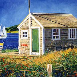 David Lloyd Glover - Cape Cod Boat House