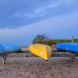 Juergen Roth - Cape Cod Kayaks