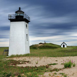 Bill Wakeley - Cape Cod Long Point Lighthouse Square