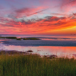 Bill Wakeley - Cape Cod Skaket Beach Sunset