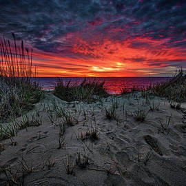 Rick Berk - Cape Cod Sunrise