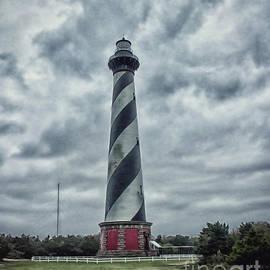 Tom Gari Gallery-Three-Photography - Cape Hatteras Lighthouse