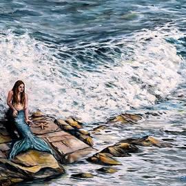 Eileen Patten Oliver - Cape Hedge Mermaid