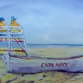 Diane Wallace - Cape May Lifeguards