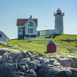 Brian MacLean - Cape Neddick Lighthouse