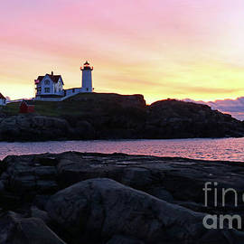 Steve Gass - Cape Neddick Lighthouse