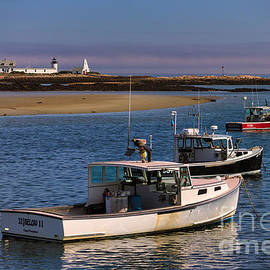 Jerry Fornarotto - Cape Porpoise Harbor
