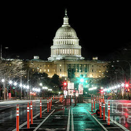 Jerry Fornarotto - Capitol from Pennsylvania Avenue