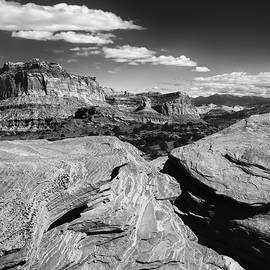 Capitol Reef Vista - Joseph Smith